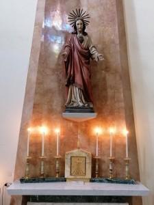 Altare del Sacro Cuore di Gesù