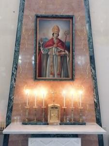 Altare di san Gennaro