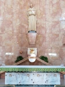 Altare maggiore di san Bruno