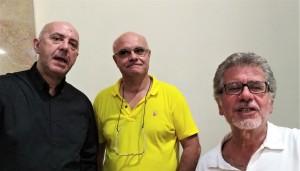 Fulvio, Biagio e Pino