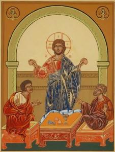 05 Gesù si manifesta a Emmaus allo spezzare del pane