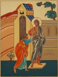 08 Gesù risorto conferma la fede di Tommaso