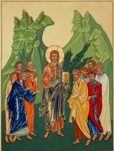 11 Gesù risorto affida agli apostoli la missione di predicare il Vangelo