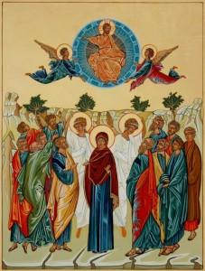 12 Ascensione di Gesù
