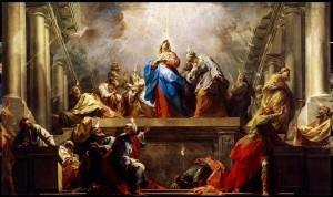 Pentecoste, Jean II Restout