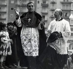 Mons. Ferro e Don Mario