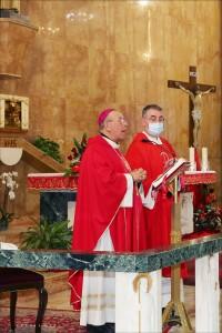 Il vescovo Mondello e d. Angelo